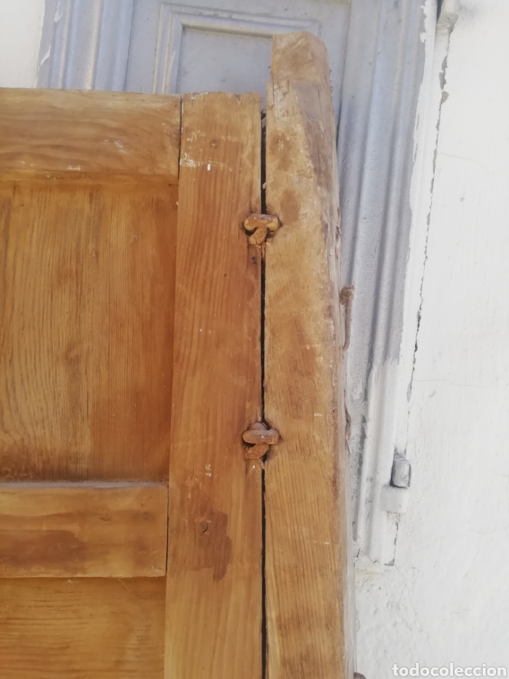 Antigüedades: Antigua puerta - Foto 8 - 164868185
