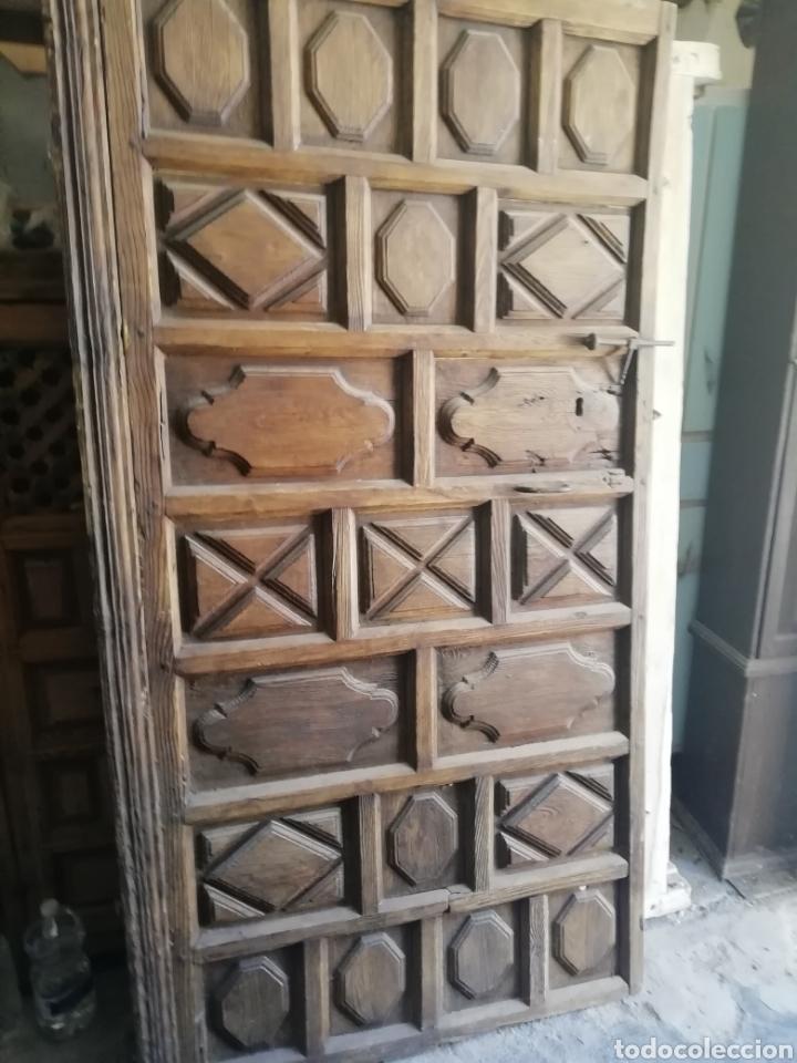 Antigüedades: Antigua puerta - Foto 9 - 164868185