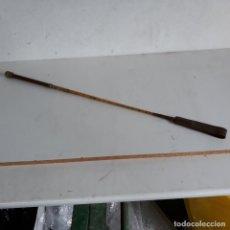 Antigüedades: FUSTA DE 74 CM DE LONGUTUD. Lote 164897670