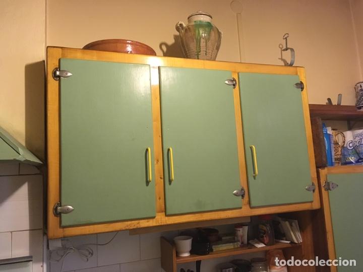 mueble de cocina pared años 60 - Kaufen Antike Schränke in ...