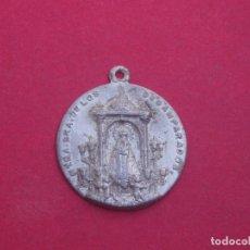 Antigüedades: MEDALLA CONMEMORACIÓN CORONACIÓN VIRGEN DESAMPARADOS. VILLANUEVA DE LA FUENTE. CIUDAD REAL. 1956. Lote 164958678