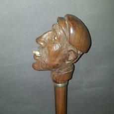 Antigüedades: CABEZA GROTESCA. Lote 164974349