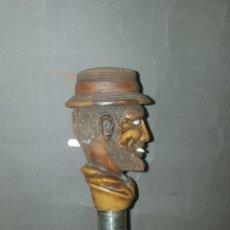 Antigüedades: CABEZA DE BOJ. Lote 164976724