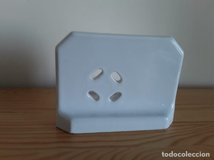 Antigüedades: Repisa baño, porcelana - Foto 7 - 164980042