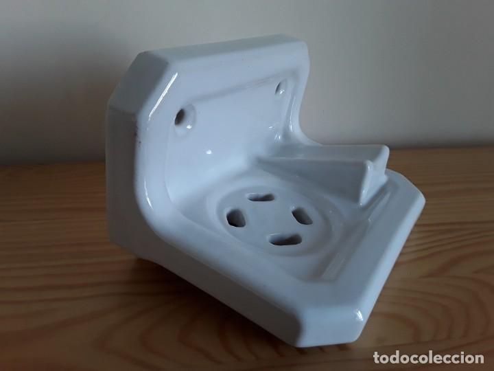 Antigüedades: Repisa baño, porcelana - Foto 9 - 164980042