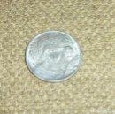 Antigüedades: MEDALLA,MONEDA VIRGEN DE LOS DESAMPARADOS.PLATA?.. Lote 164981166