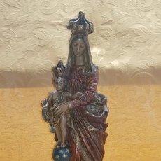 Antigüedades: VIRGEN CON NIÑO. Lote 165090642