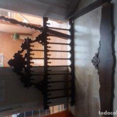 Antigüedades: CAMA ANTIGUA!. Lote 165100998