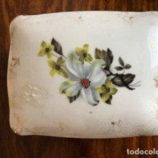 Antigüedades: CAJA JOYERO LIMOGES. Lote 165106230