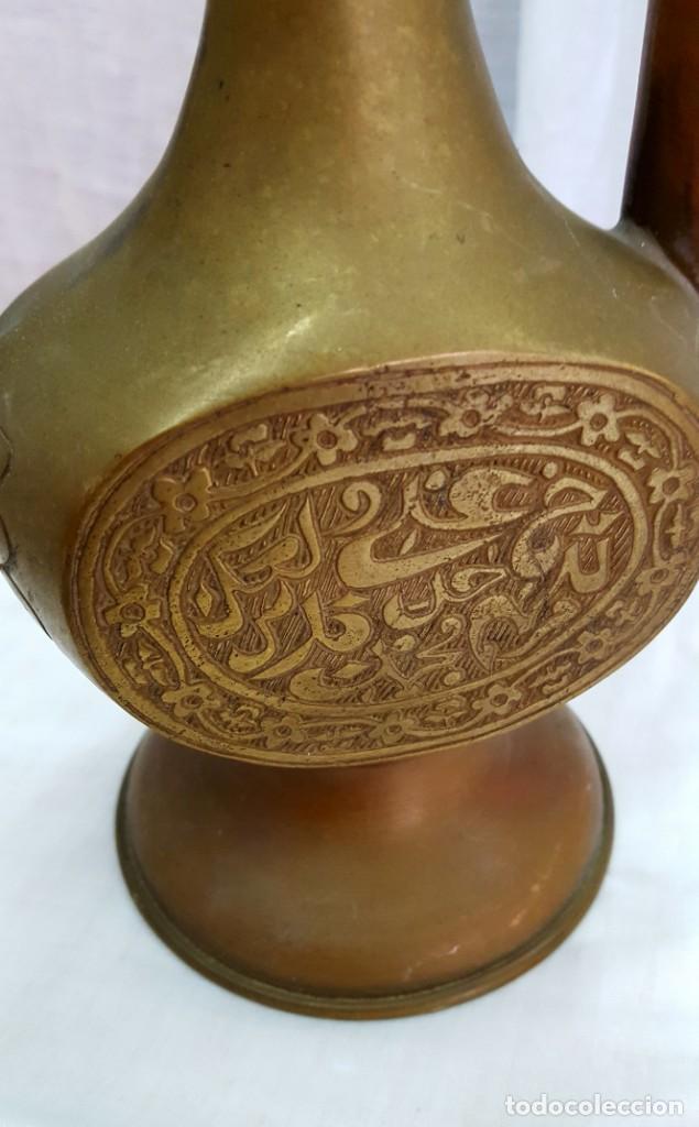 Antigüedades: lampara de sobremesa - Foto 8 - 165136590
