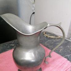 Antigüedades: JARRA DE ESTAÑO. Lote 165150445