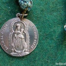 Antigüedades: MEDALLA HERMANDAD SANTISIMA VIRGEN DE PIEDRAS ALBAS. Lote 176064844