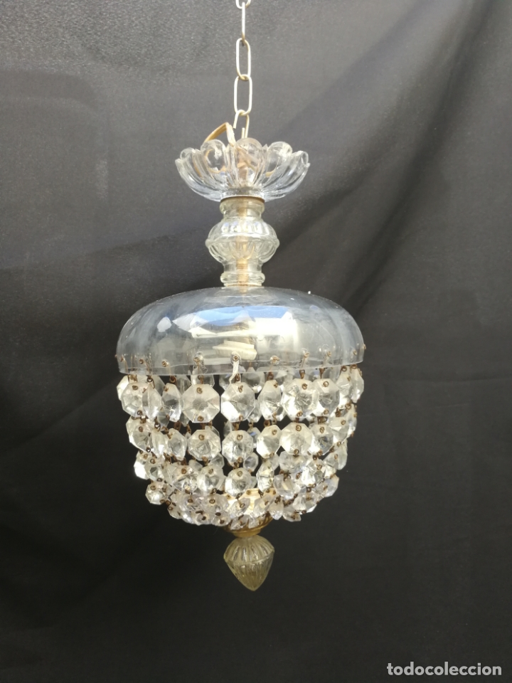 Antigüedades: Pareja de lámparas - Foto 2 - 165166334