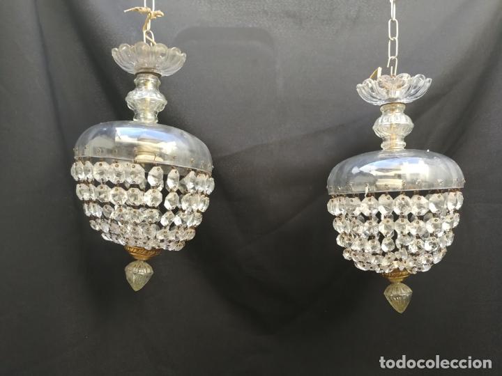 Antigüedades: Pareja de lámparas - Foto 4 - 165166334