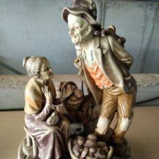 Antigüedades: FIGURA DECORATIVA. Lote 165214389