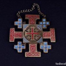 Antigüedades: CRUZ DE BETHLEHEM (BELEN).. Lote 165242414