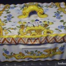 Antiquités: CAJA PORCELANA DE RIBESALBES XX . Lote 165291150