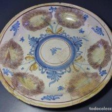 Oggetti Antichi: PLATO CERÁMICA DE RIBESALBES XIX . Lote 165293318