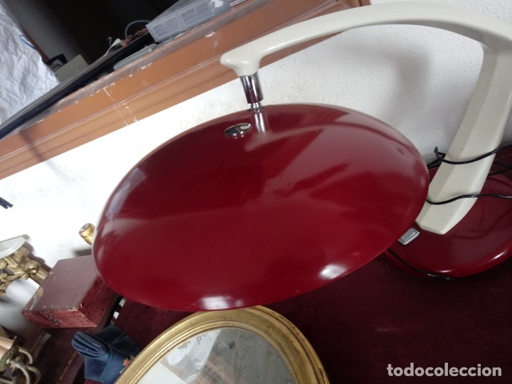 Antigüedades: Lampara roja fase - Foto 14 - 159580122