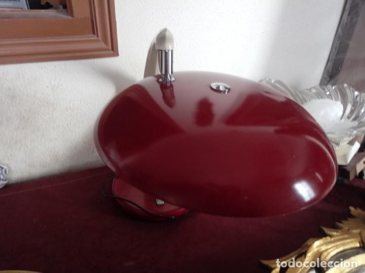 Antigüedades: Lampara roja fase - Foto 18 - 159580122