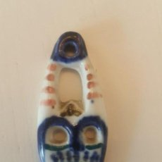 Antigüedades: COLGANTE FETICHE Nº 9 CORNAPECHO. SARGADELOS. . Lote 165351198