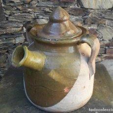 Antigüedades: TARRO ORDEÑO,HERRAO,COLONDRO. Lote 165353902