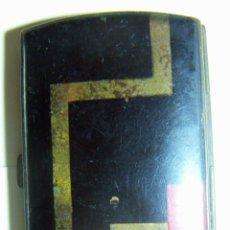 Antigüedades: ANTIGUA PITILLERA ESMALTADA CON FIRMA M.BELLONTE. Lote 165358130