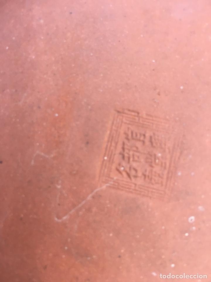 Antigüedades: Tetera china - Foto 3 - 165389180