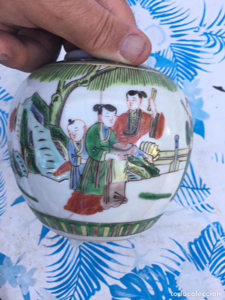 PORCELANA CHINA (Antigüedades - Varios)