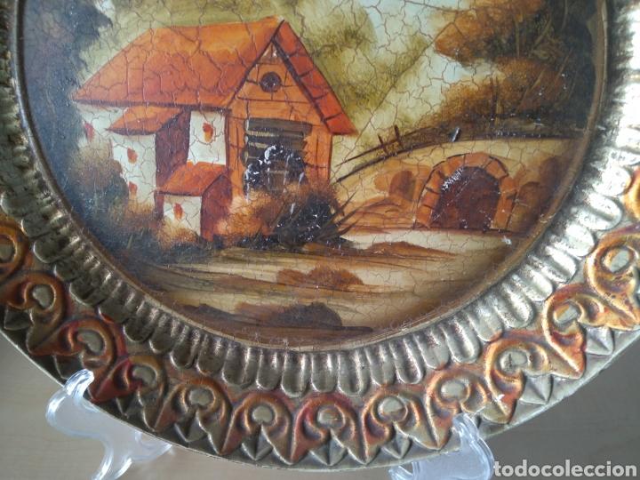 Antigüedades: Plato decorativo - Foto 5 - 165405930