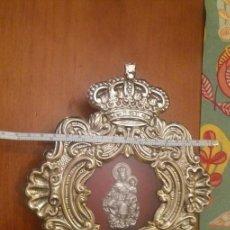 Antigüedades: RELICARIO VIRGEN DEL CARMEN. Lote 165412546