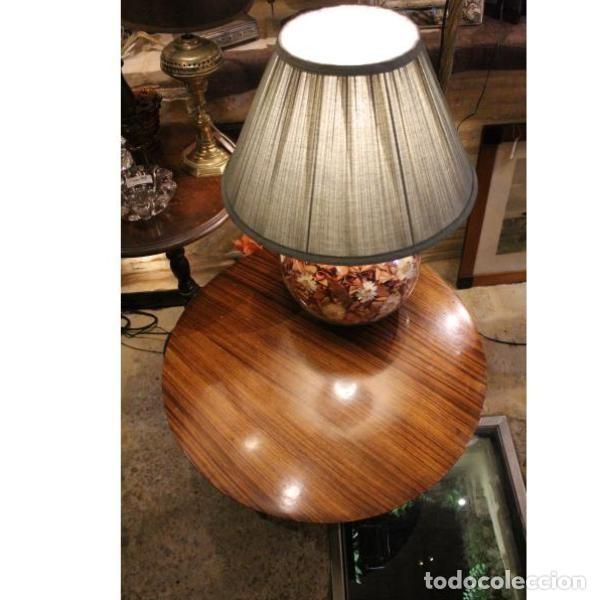 Antigüedades: Antigua mesa de madera de palisandro - Foto 5 - 165417122