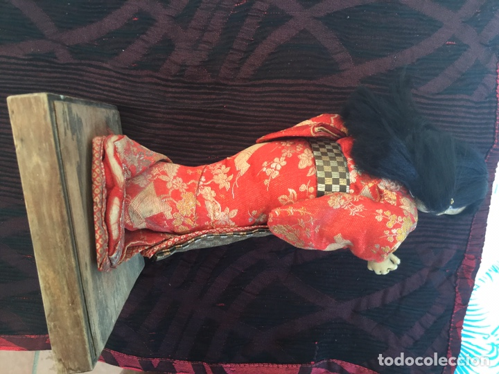 Antigüedades: Antigua geisha - Foto 3 - 165422560