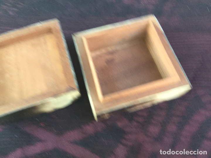 Antigüedades: Caja de asta de toro - Foto 2 - 165425468