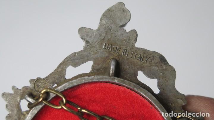 Antigüedades: PAREJA DE CORNUCOPIAS. ITALIA - Foto 3 - 165435942