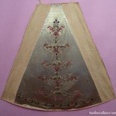 Antigüedades: FRENTE VIRGEN SIGLO XIX. Lote 165447882