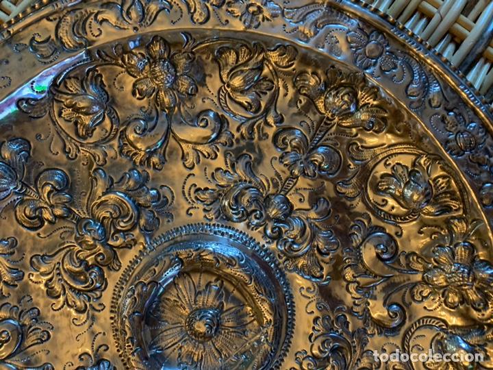 Antigüedades: Bandeja de plata española siglo XVII Cordoba por - Foto 3 - 165463462