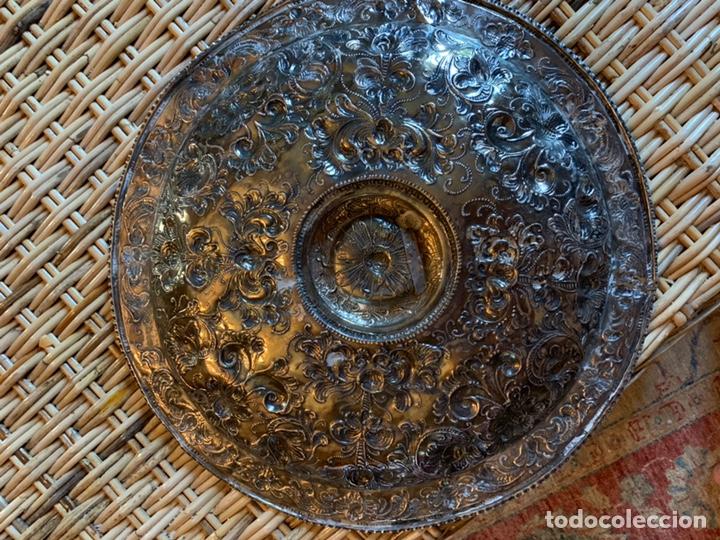Antigüedades: Bandeja de plata española siglo XVII Cordoba por - Foto 4 - 165463462