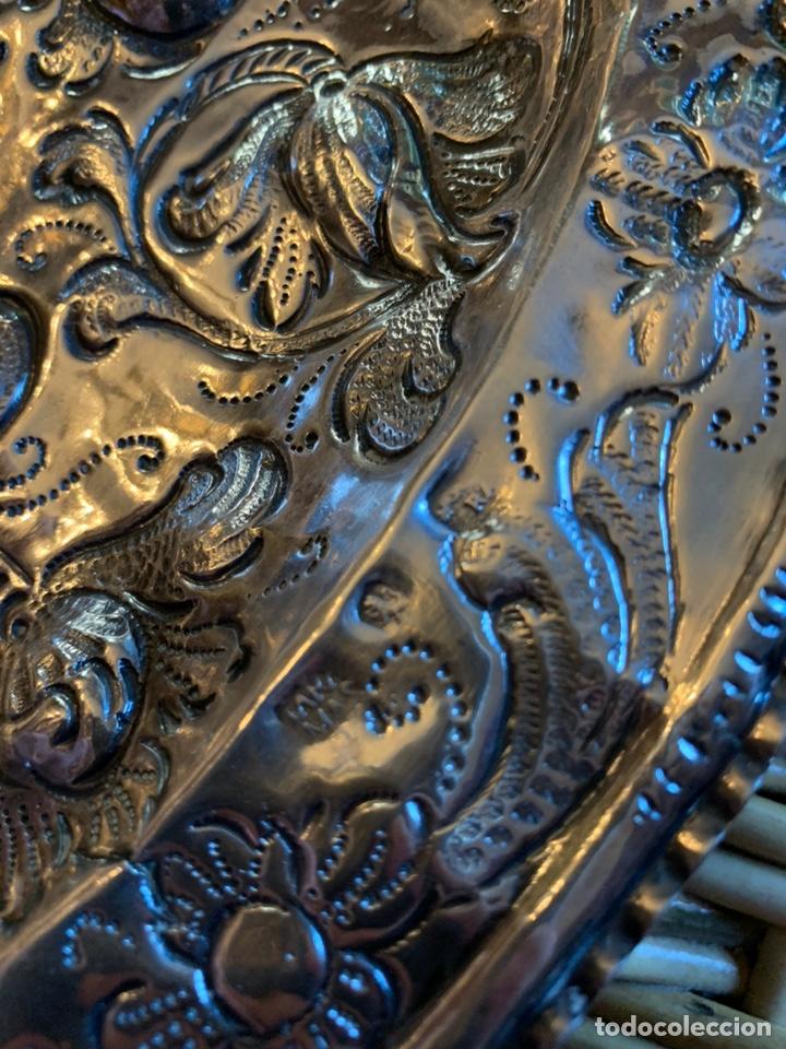 Antigüedades: Bandeja de plata española siglo XVII Cordoba por - Foto 6 - 165463462