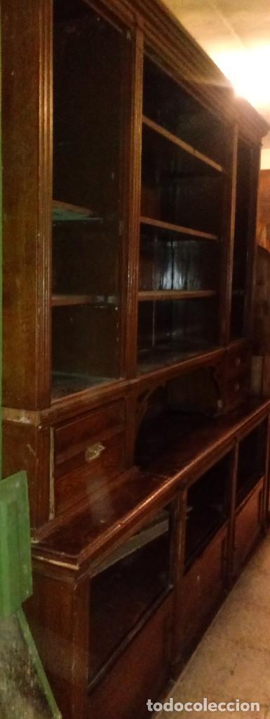MUEBLES (Antigüedades - Muebles Antiguos - Vitrinas Antiguos)