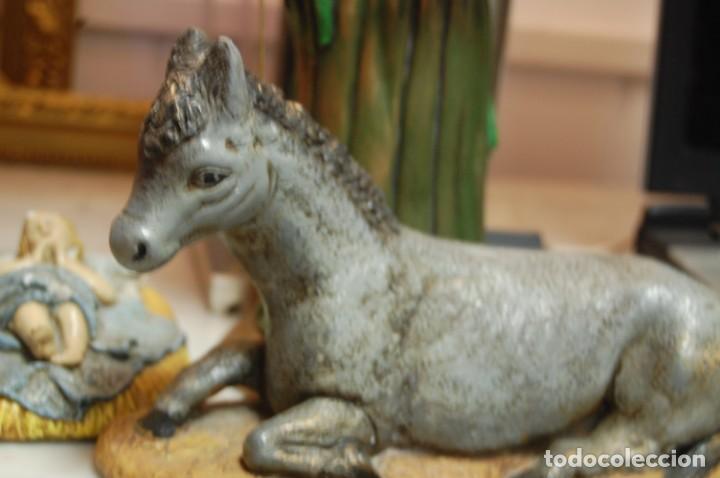 Antigüedades: Belén de escayola - Foto 4 - 165496274