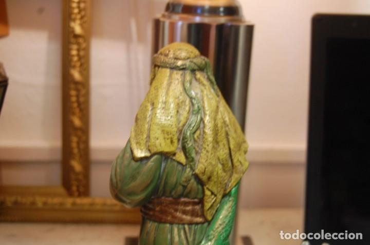 Antigüedades: Belén de escayola - Foto 10 - 165496274
