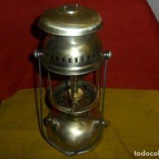 Antigüedades: FAROL DE BRONCE MARCA -VIKING - 200. Lote 165528090