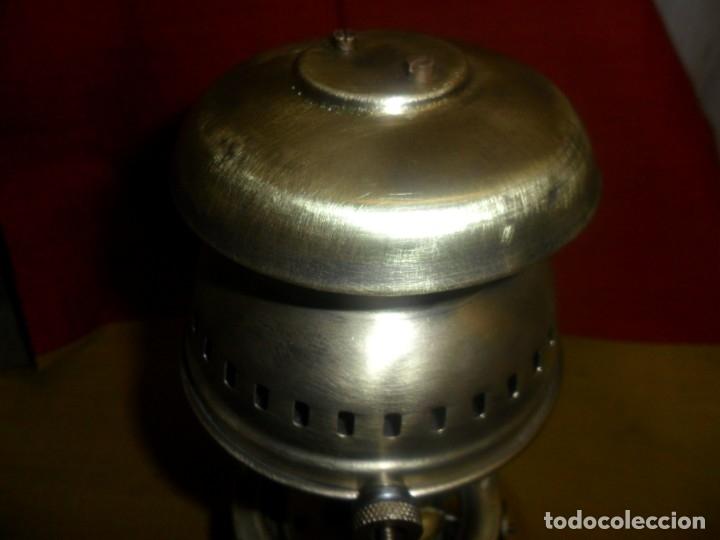 Antigüedades: farol de bronce marca -viking - 200 - Foto 5 - 165528090