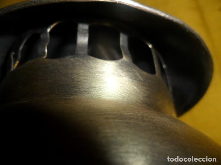 Antigüedades: farol de bronce marca -viking - 200 - Foto 12 - 165528090