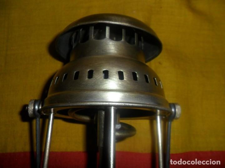 Antigüedades: farol de bronce marca -viking - 200 - Foto 16 - 165528090