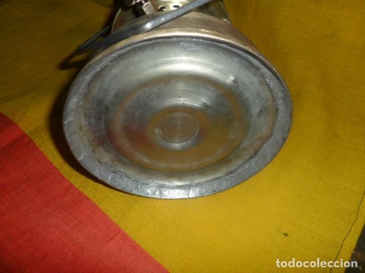 Antigüedades: farol de bronce marca -viking - 200 - Foto 23 - 165528090