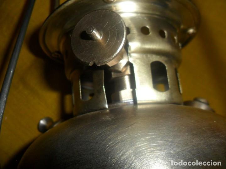 Antigüedades: farol de bronce marca -viking - 200 - Foto 24 - 165528090