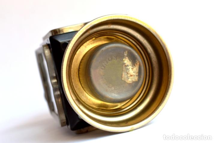 Antigüedades: FAROLILLO DE 19 CM DE ALTO POR 9 DE ANCHO - Foto 8 - 165556158