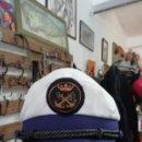 Antigüedades: GORRA Y CHAQUETA DE MARINERO. Lote 165585066